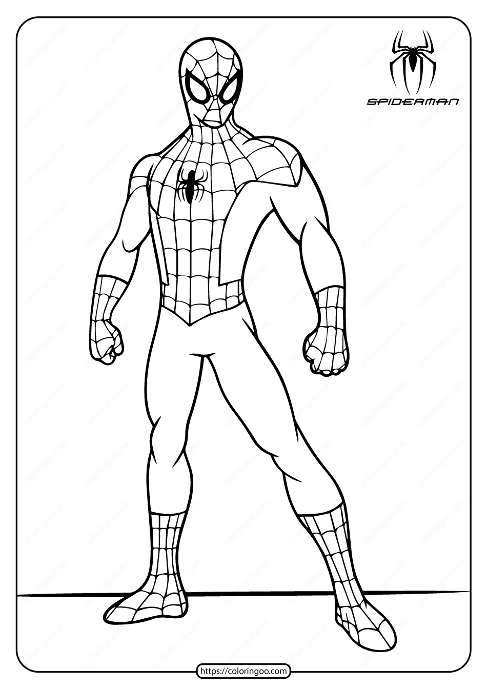 spiderman picture to color spiderman free to color for kids spiderman kids coloring to picture spiderman color