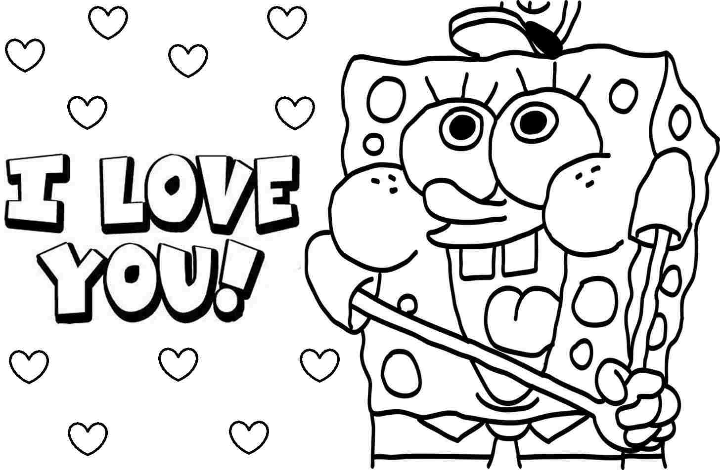 spongebob coloring pages for free printable spongebob coloring pages for kids cool2bkids for spongebob pages free coloring