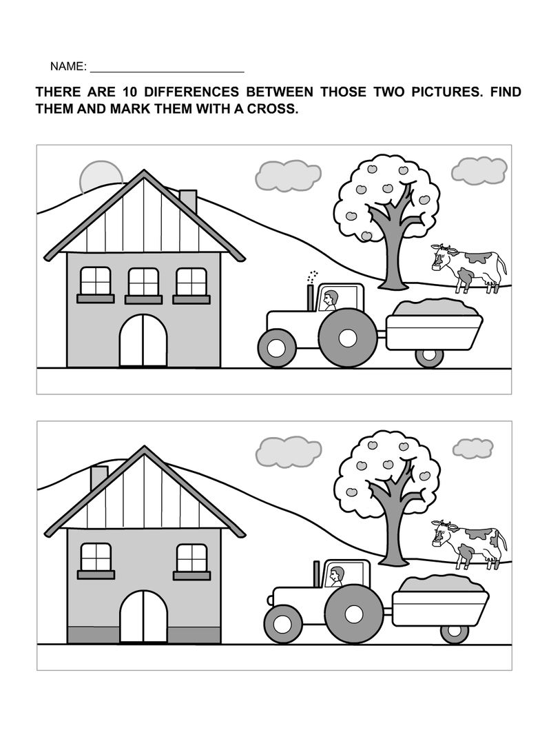 spot the difference printable for adults cartoon worksheets archives cartoonchurchcom difference the printable spot for adults