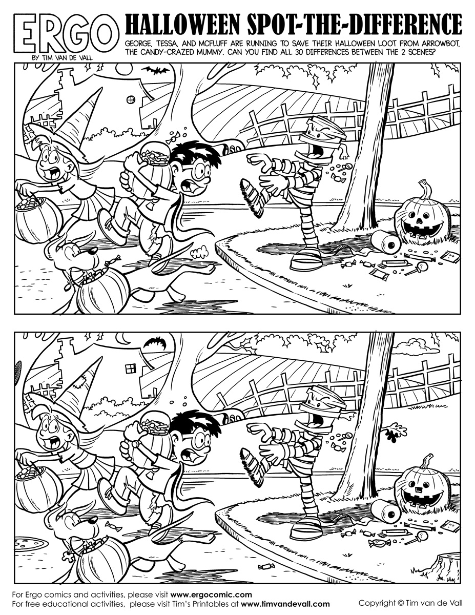 spot the difference printable for adults spot the difference coloring pages download and print for free printable difference spot the for adults