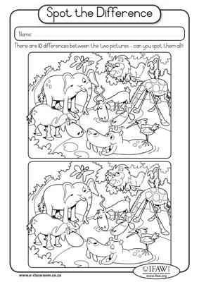 spot the difference printable for adults spot the difference worksheets 101 activity the spot for printable difference adults