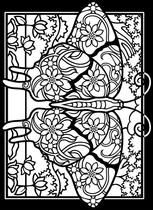 stained glass coloring pages for adults free printable stained glass coloring pages for adults stained coloring for adults glass pages