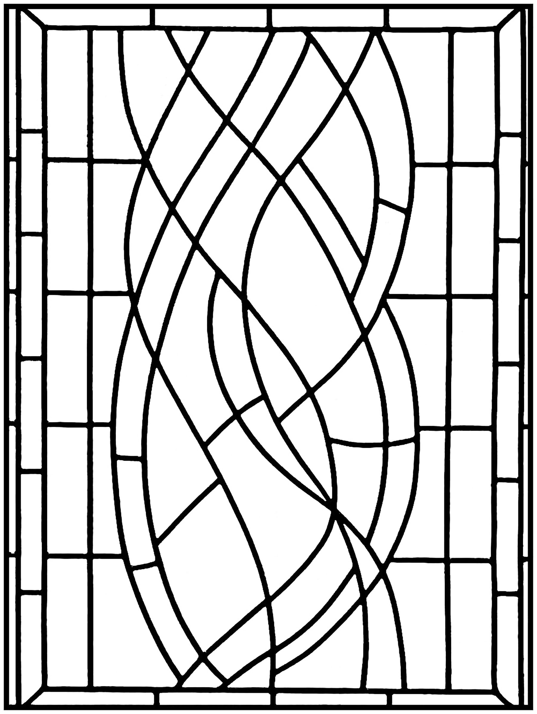 stained glass coloring pages for adults stained glass coloring pages for adults best coloring for glass stained adults coloring pages