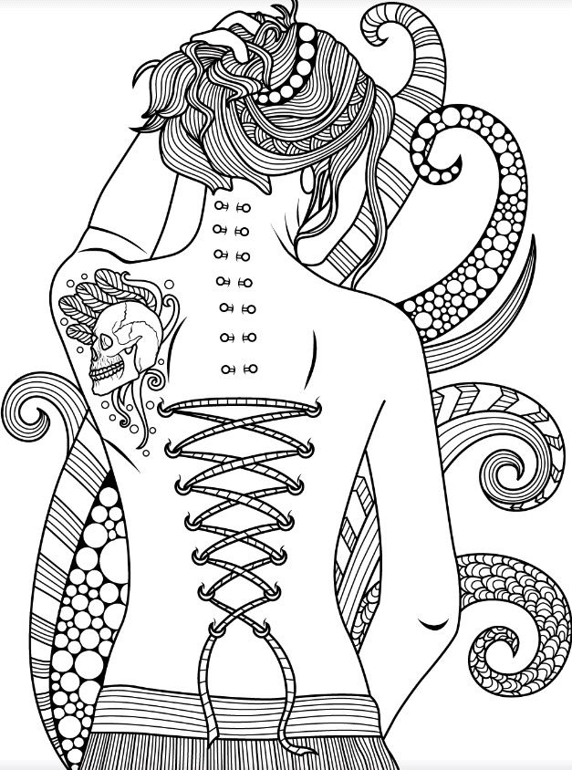steampunk gothic fairy coloring pages selinafenechgothiccoloringbookiknewhimwell fairy pages gothic fairy steampunk coloring