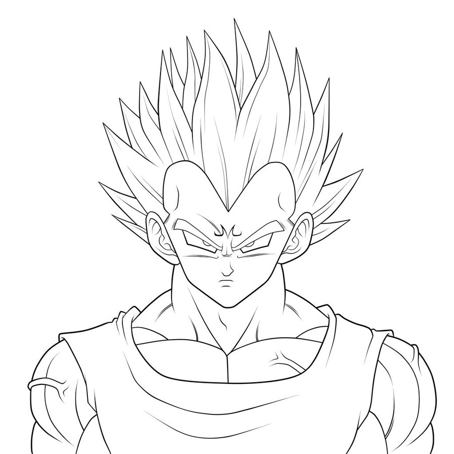 step by step drawing goku goku drawing easy at getdrawings free download goku step step drawing by
