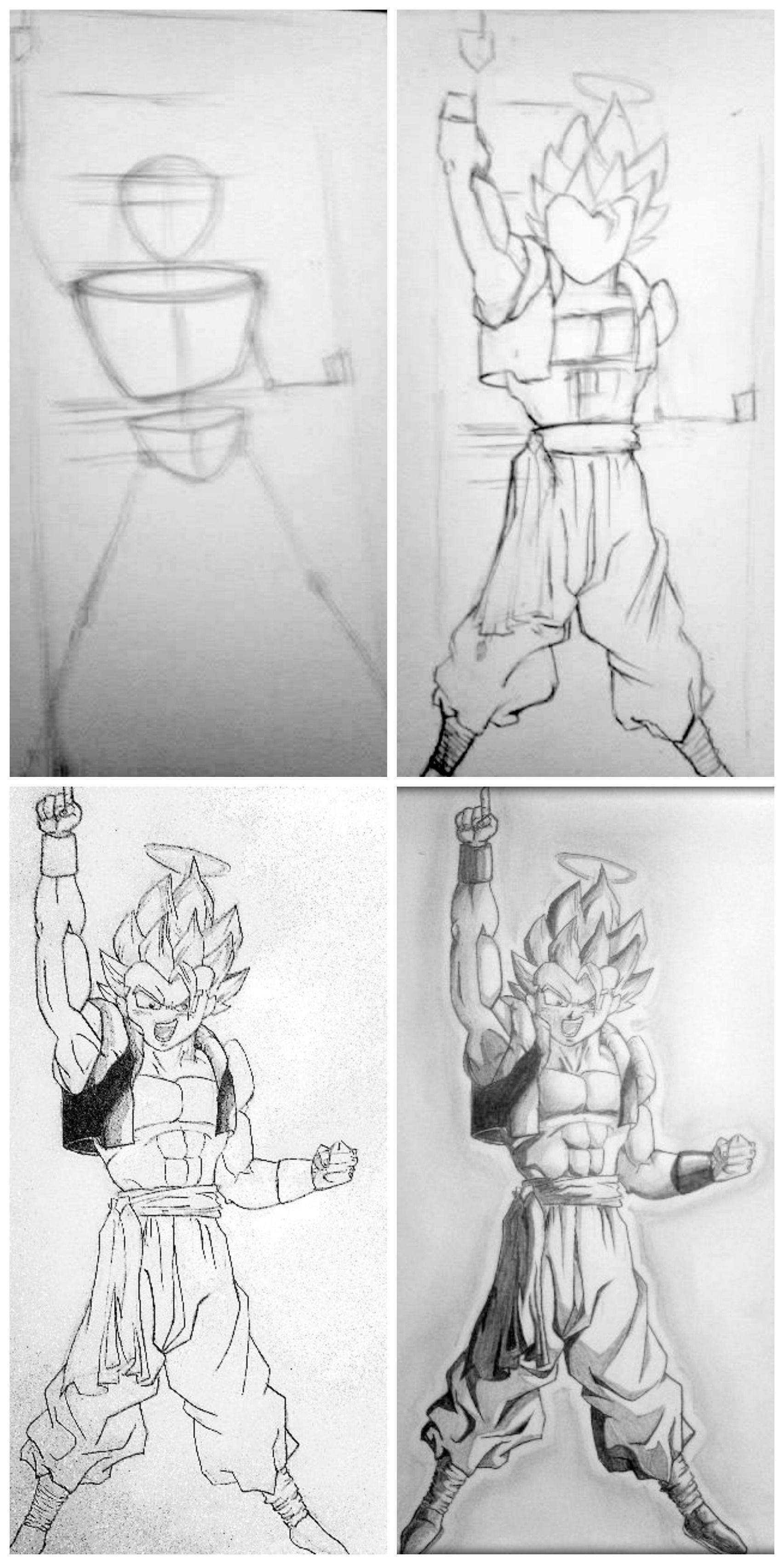 step by step drawing goku how to draw goku step by step pictures cool2bkids by drawing step goku step