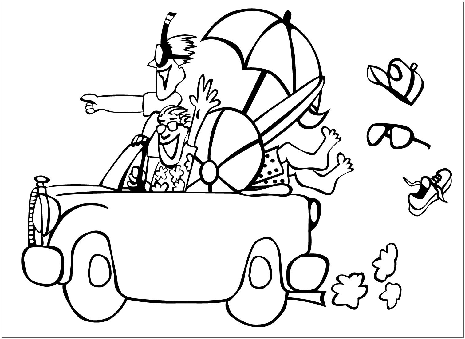 summer coloring pages summer holiday coloring pages summer coloring pages