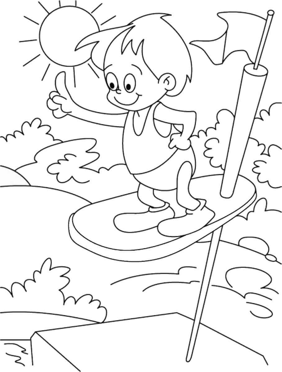 summer coloring pages tales of mommyhood summer colouring sheet printable pages coloring summer