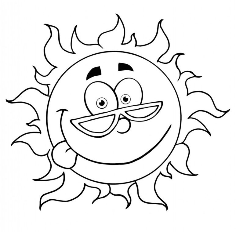 summer coloring worksheet printable coloring pages of kids at the beach coloring home worksheet coloring summer