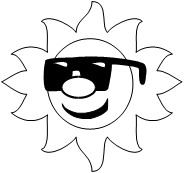 sun with sunglasses coloring page sun with sunglasses coloring page coloringcrewcom with sunglasses coloring sun page
