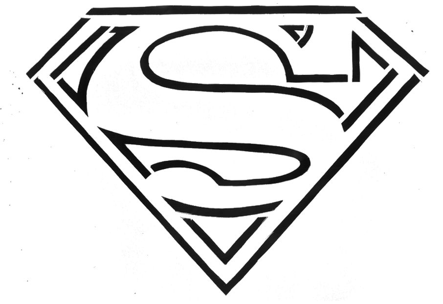 superman logo coloring page color pages of superman superman logo coloring pages superman coloring logo page