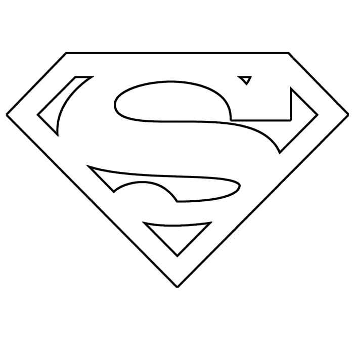 superman logo coloring page superman logo coloring pages to download and print for free page superman logo coloring