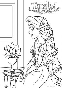 tangled pictures to colour rapunzel coloring pages best coloring pages for kids pictures to tangled colour