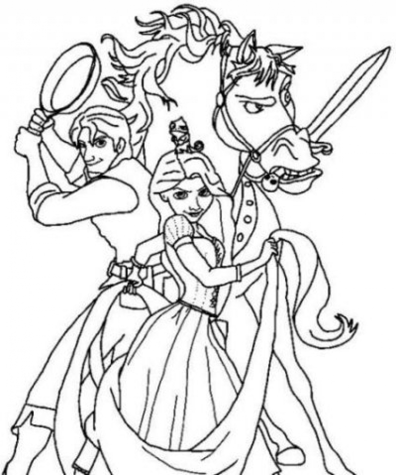 tangled pictures to colour rapunzel coloring pages best coloring pages for kids tangled colour to pictures