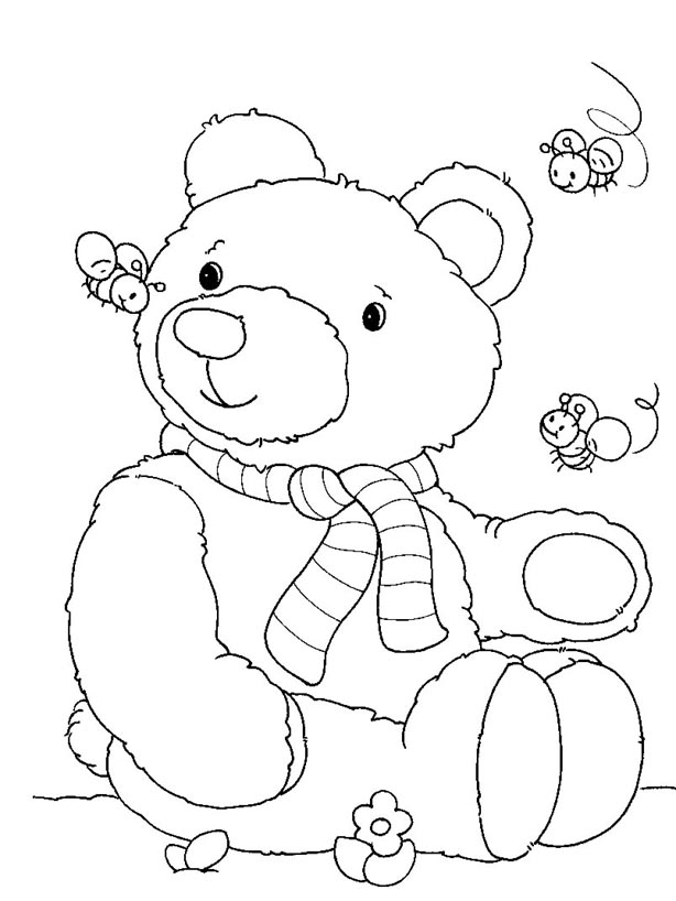 teddy bear picnic coloring pages free printable bear coloring pages for kids teddy bear pages picnic coloring