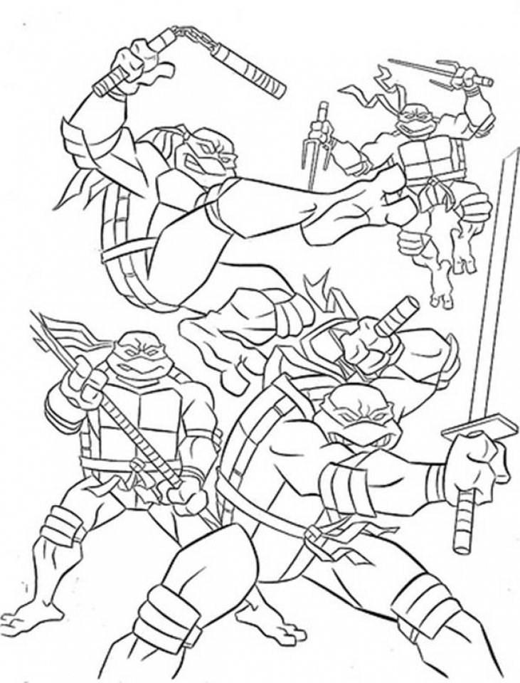 teenage ninja turtles coloring pages teenage mutant ninja turtles free coloring pages at pages coloring ninja teenage turtles