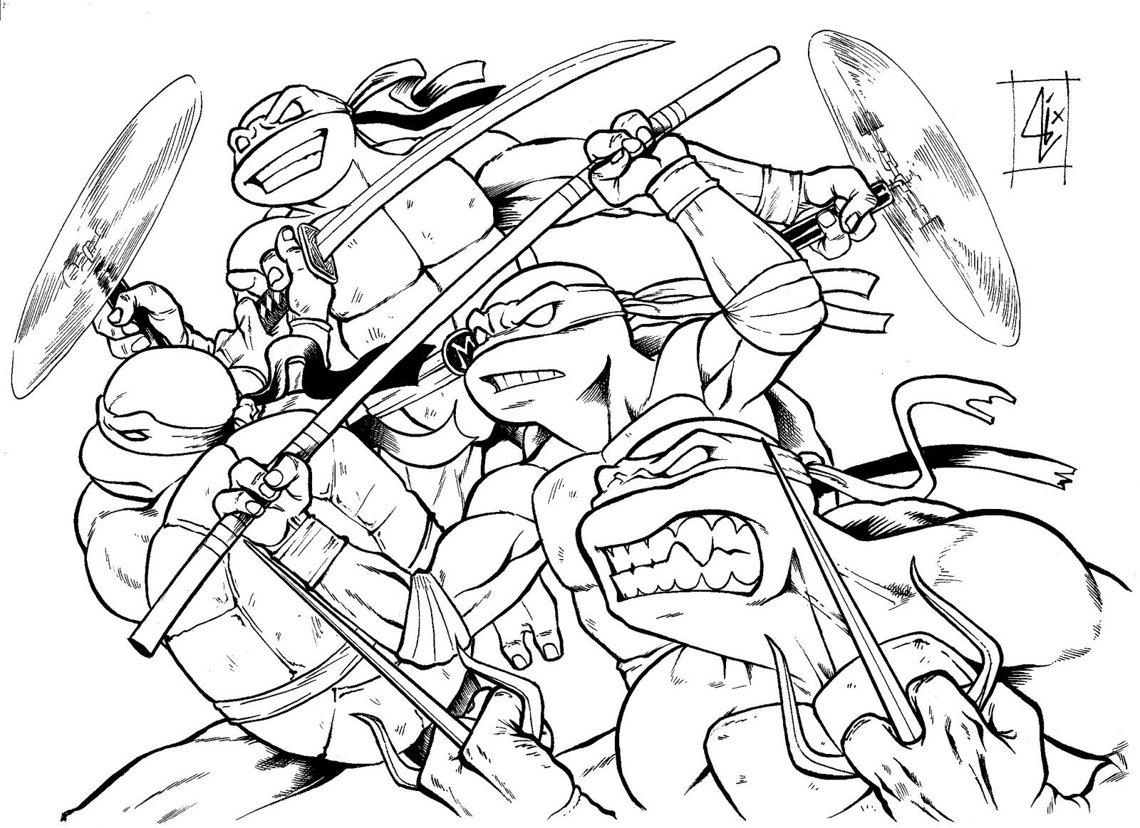 teenage ninja turtles coloring pages teenage ninja turtle coloring pages download free ninja pages coloring turtles teenage
