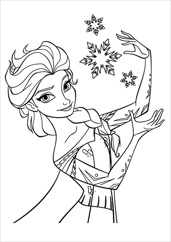 template for coloring 28 frozen coloring page templates free png format for coloring template