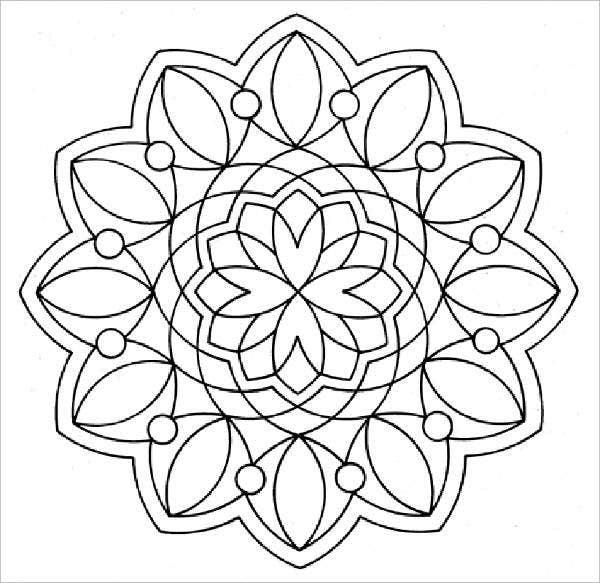 template for coloring 9 abstract coloring pages free premium templates template for coloring