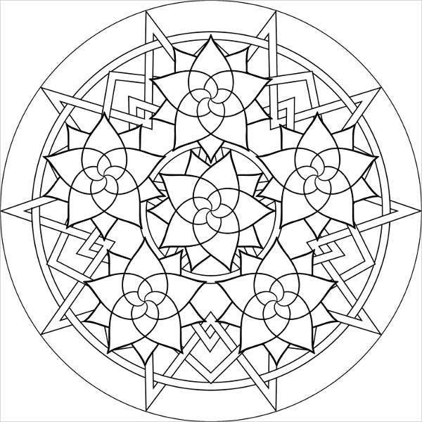 template for coloring rangoli coloring pages to download and print for free coloring template for