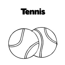 tennis ball coloring page olympic coloring wrestling volleyball sports coloring tennis page ball coloring