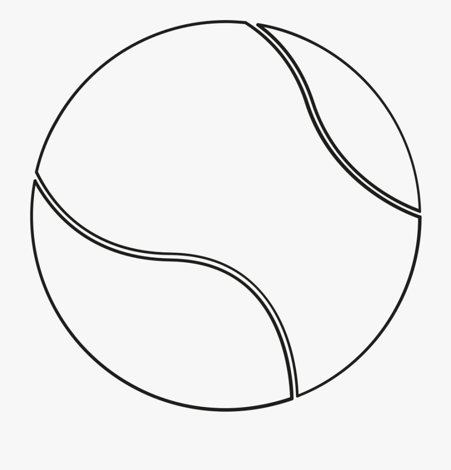 tennis ball coloring page tennis coloring page getcoloringpagescom coloring ball tennis page
