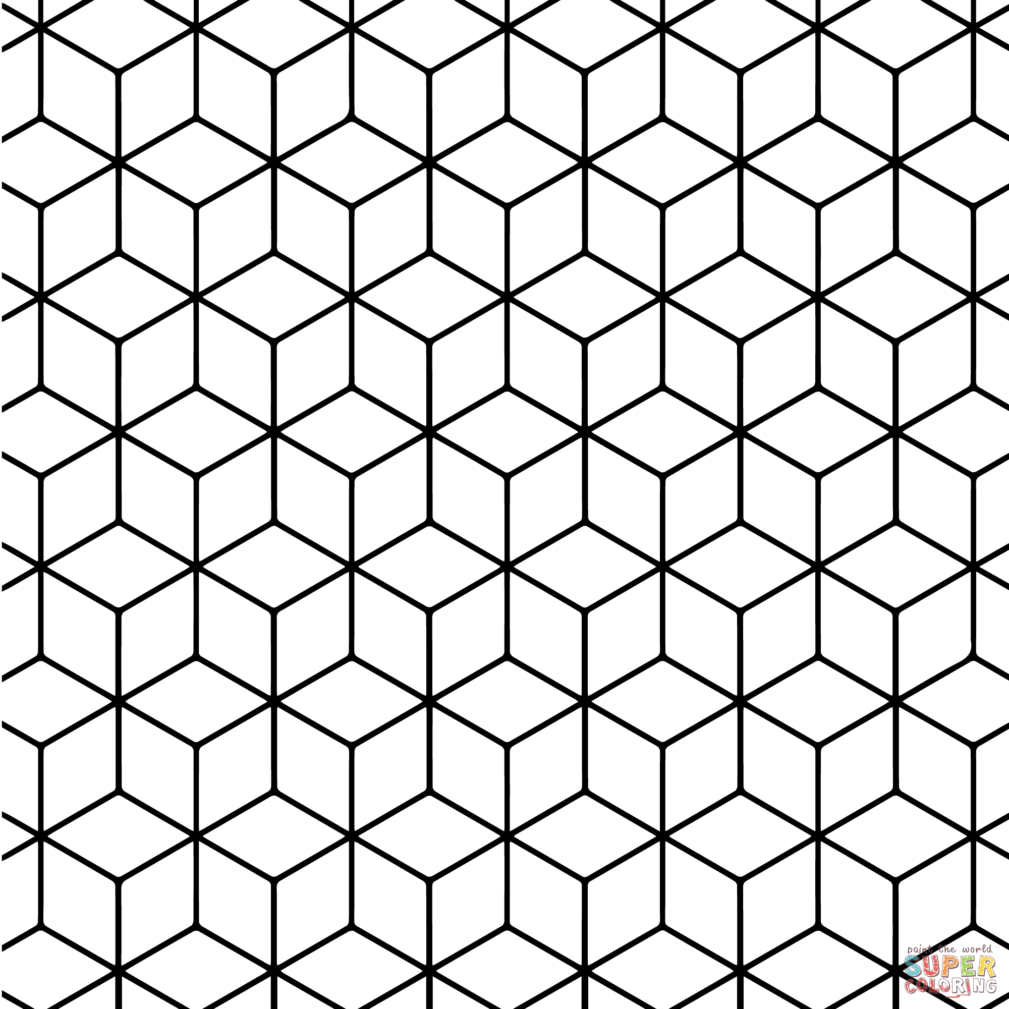 tessellations coloring pages free tessellations coloring pages coloring home tessellations pages coloring