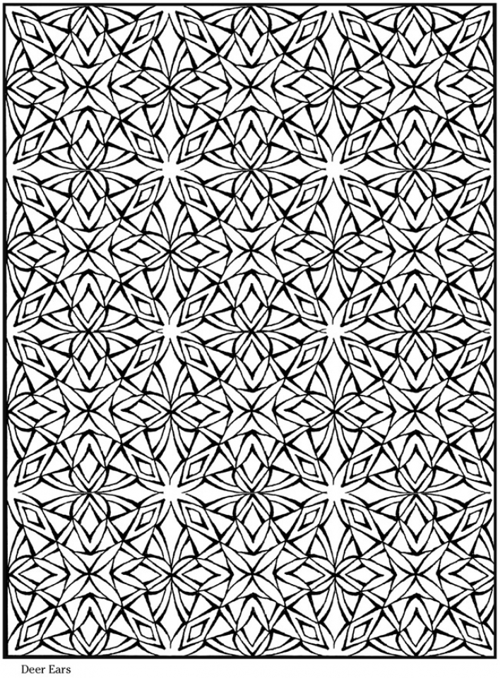 tessellations coloring pages get this free tessellation coloring pages adult printable pages tessellations coloring