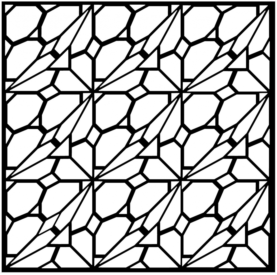 tessellations coloring pages get this free tessellation coloring pages for grown ups coloring tessellations pages