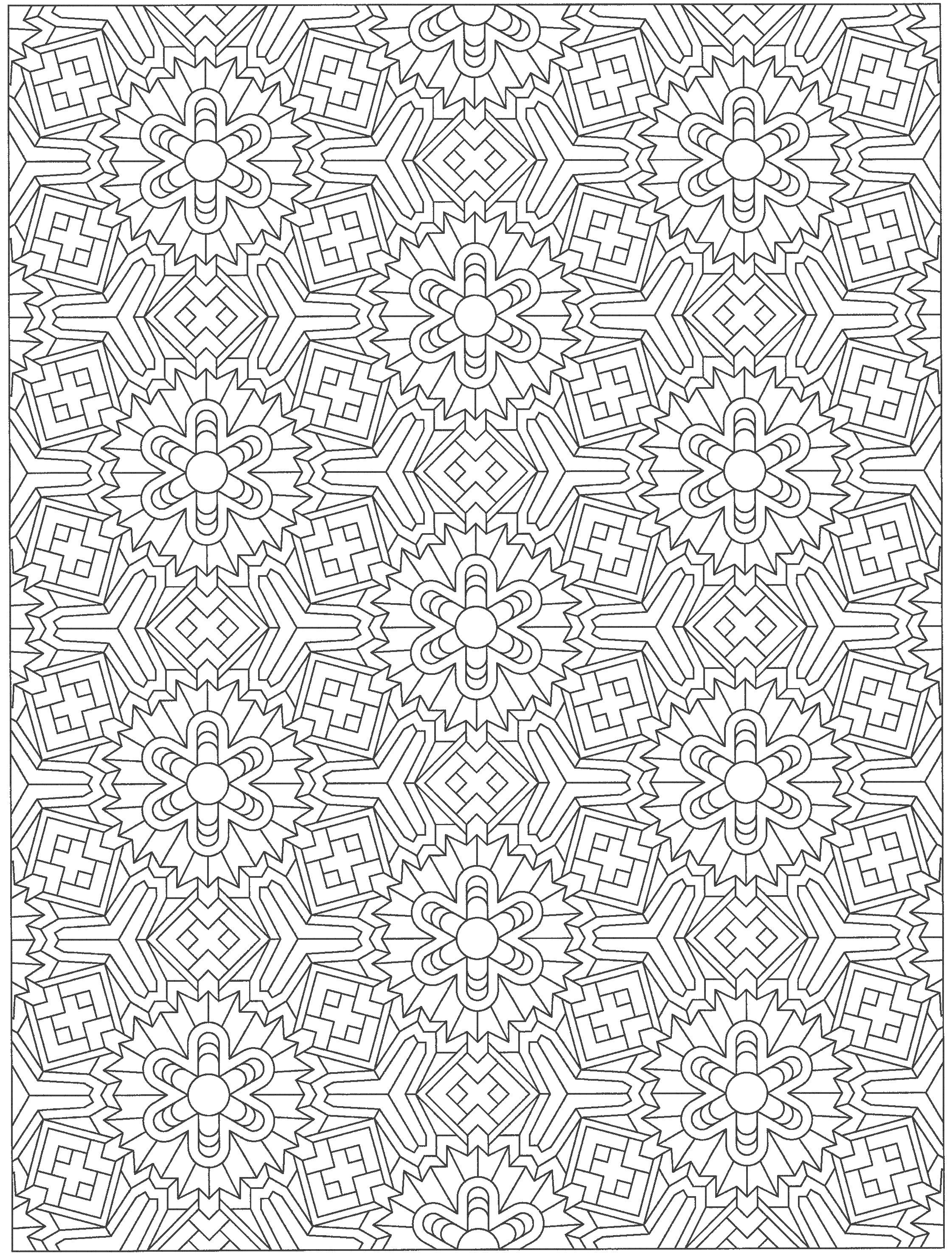 tessellations coloring pages tessellation coloring pages free printable to print free tessellations coloring pages