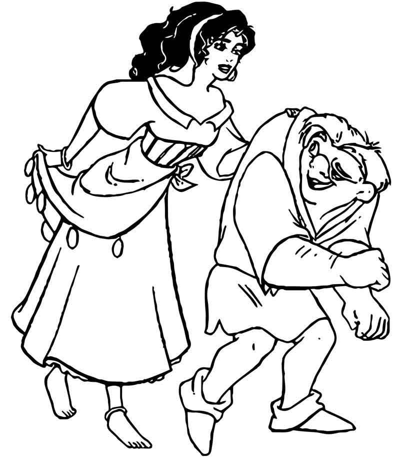 the hunchback of notre dame coloring pages the hunchback of notre dame coloring pages pages of coloring the notre hunchback dame
