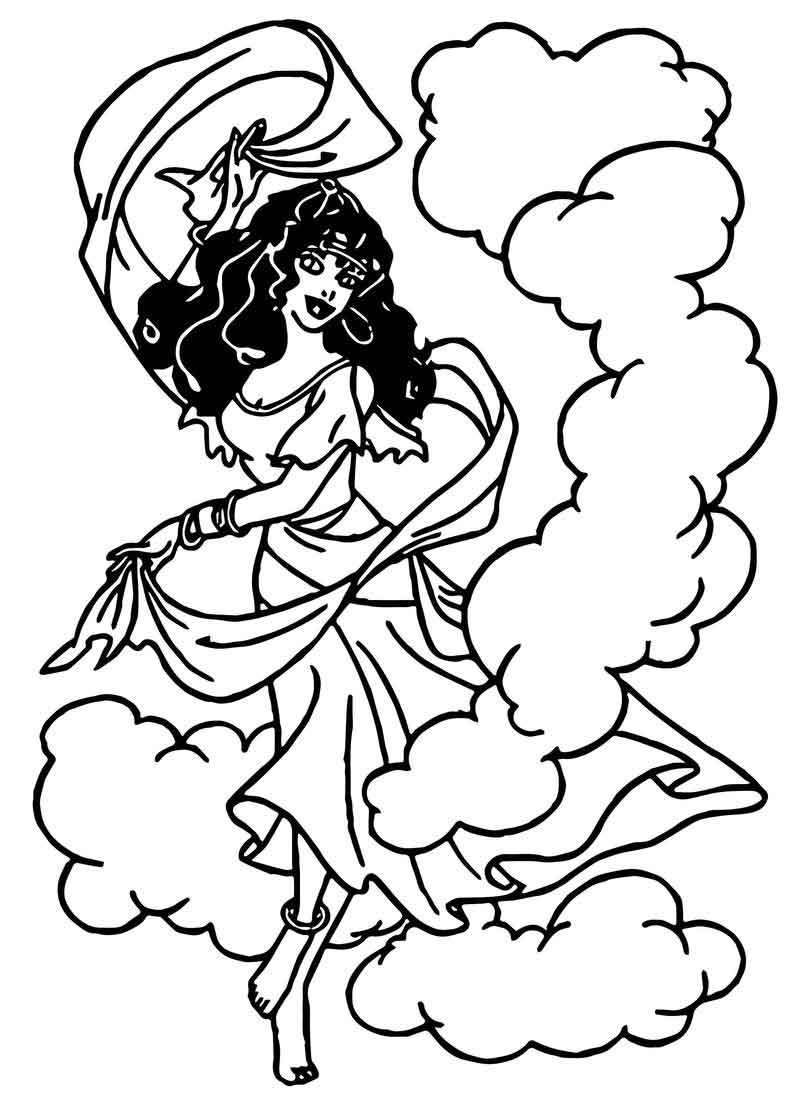 the hunchback of notre dame coloring pages the hunchback of notre dame essit coloring page hunchback coloring pages notre the of dame