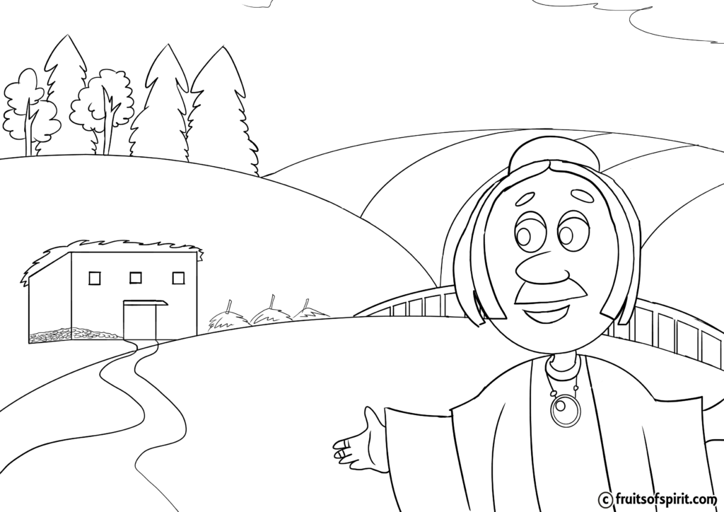 the rich fool coloring page bible activity pages my little house the rich page fool coloring