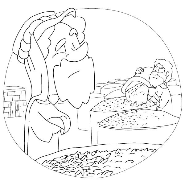 the rich fool coloring page parable of the rich fool coloring page coloring pages fool the rich coloring page