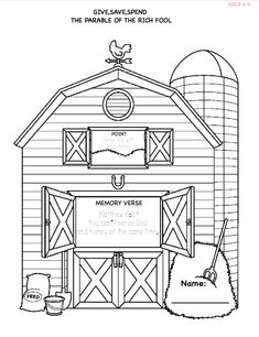 the rich fool coloring page the parable of rich fool free downloadable coloring pages the rich fool coloring page
