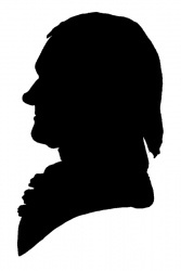 thomas jefferson silhouette draw a silhouette art tips and techniques drawings silhouette jefferson thomas