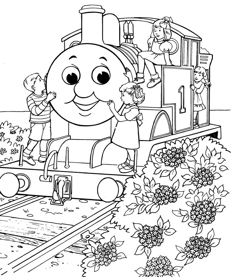 thomas the train color pages printable thomas the train coloring pages coloring home thomas pages train color the