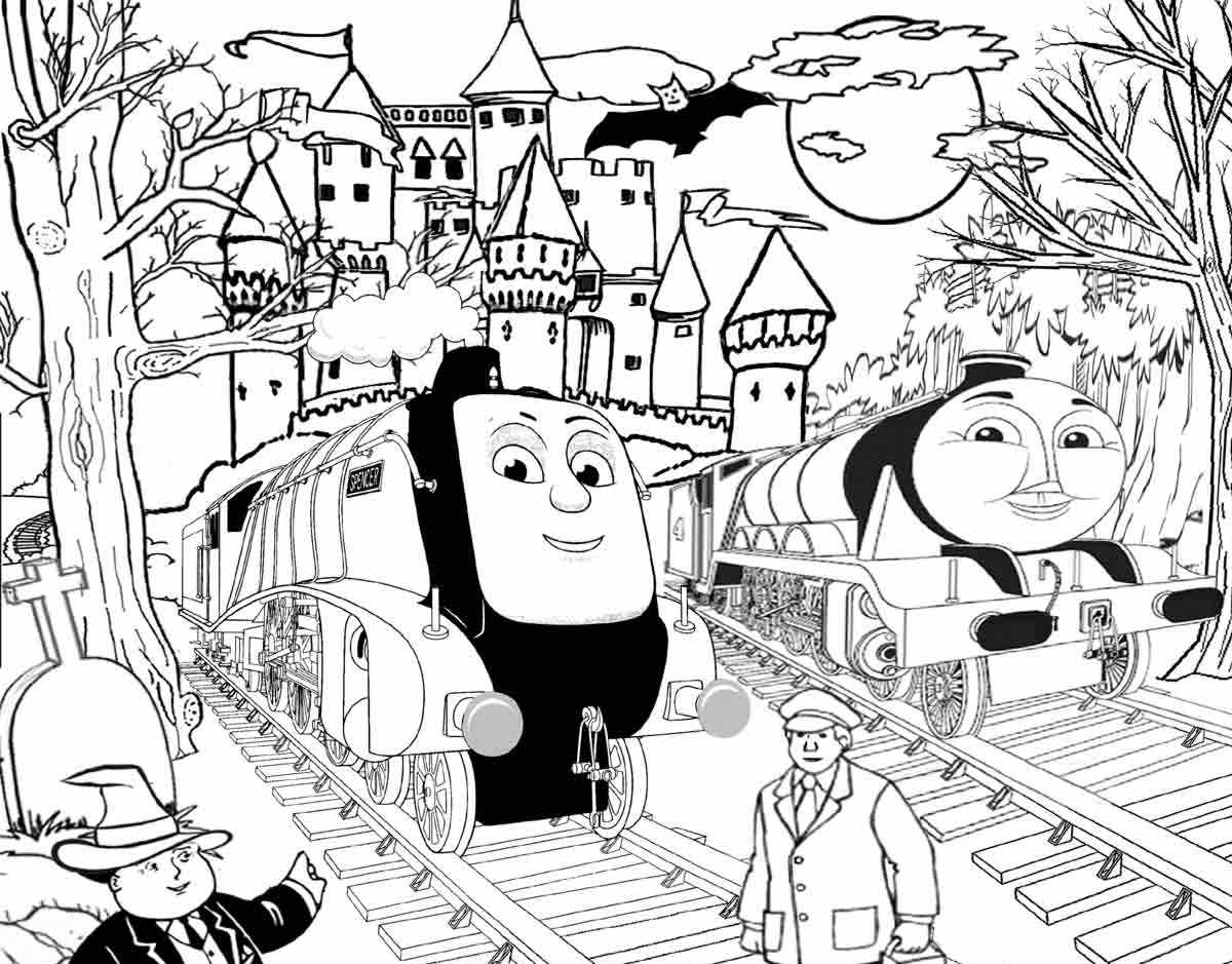 thomas the train color pages thomas the tank engine coloring pages to download and pages thomas the train color