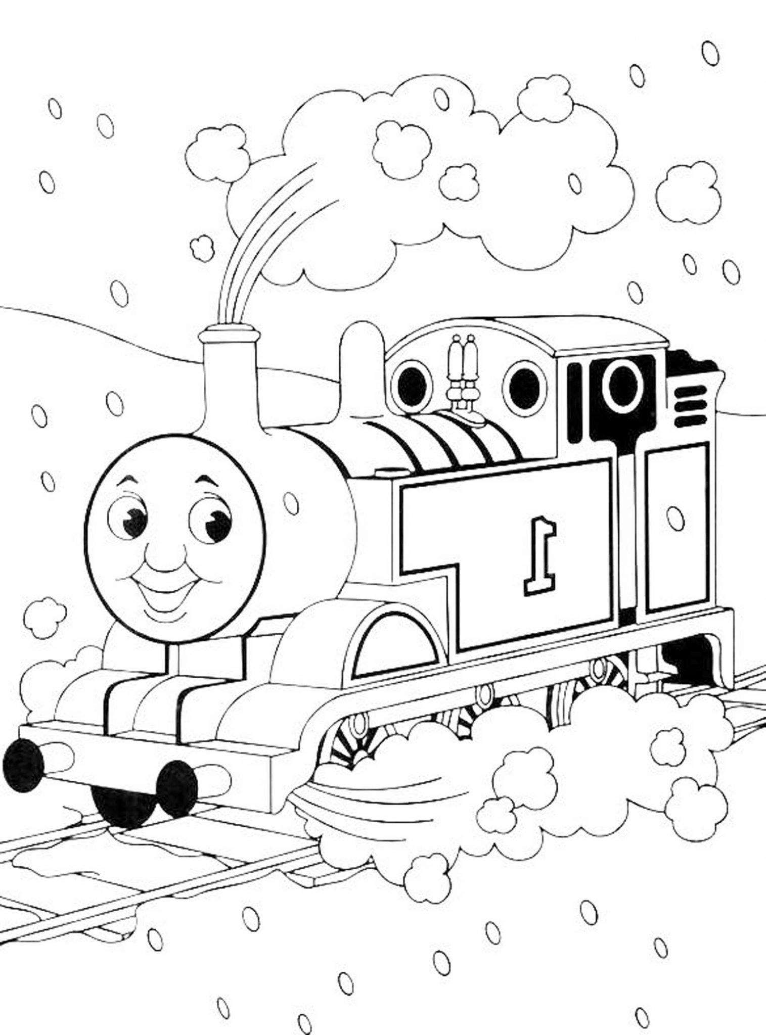 thomas the train color pages thomas the tank engine coloring pages to download and the train thomas color pages