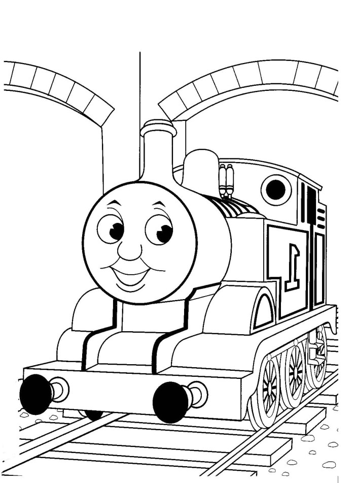 thomas the train color pages thomas the train coloring pages kidsuki train thomas pages color the