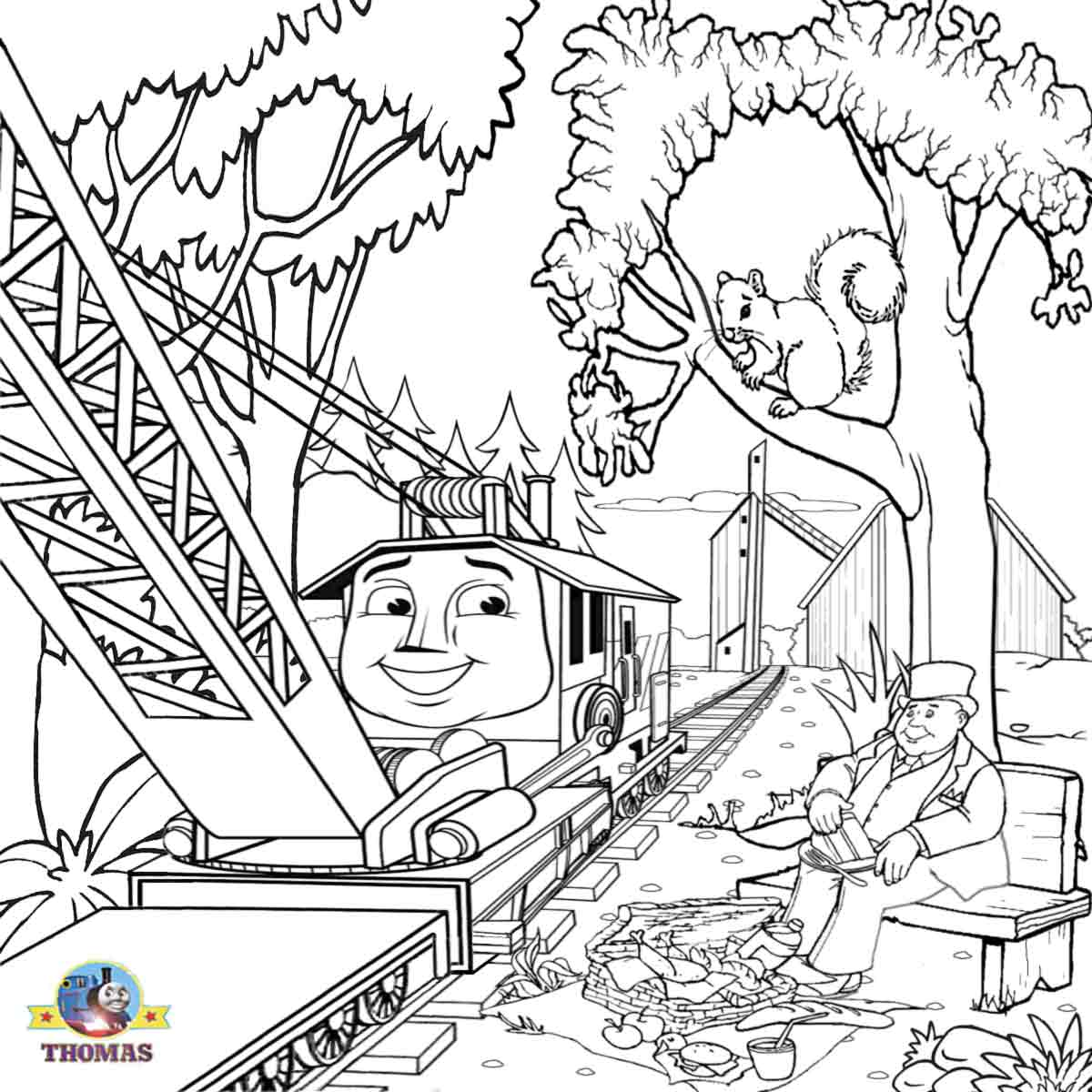 thomas the train color pages thomas the train coloring pages nature seasons the pages color thomas train