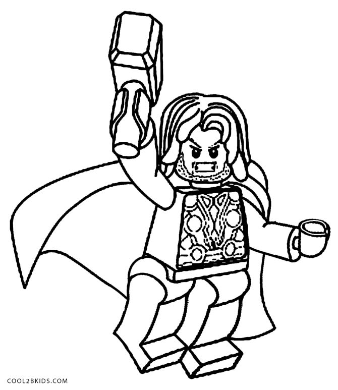 thor coloring pages printable thor coloring pages for kids cool2bkids pages thor coloring