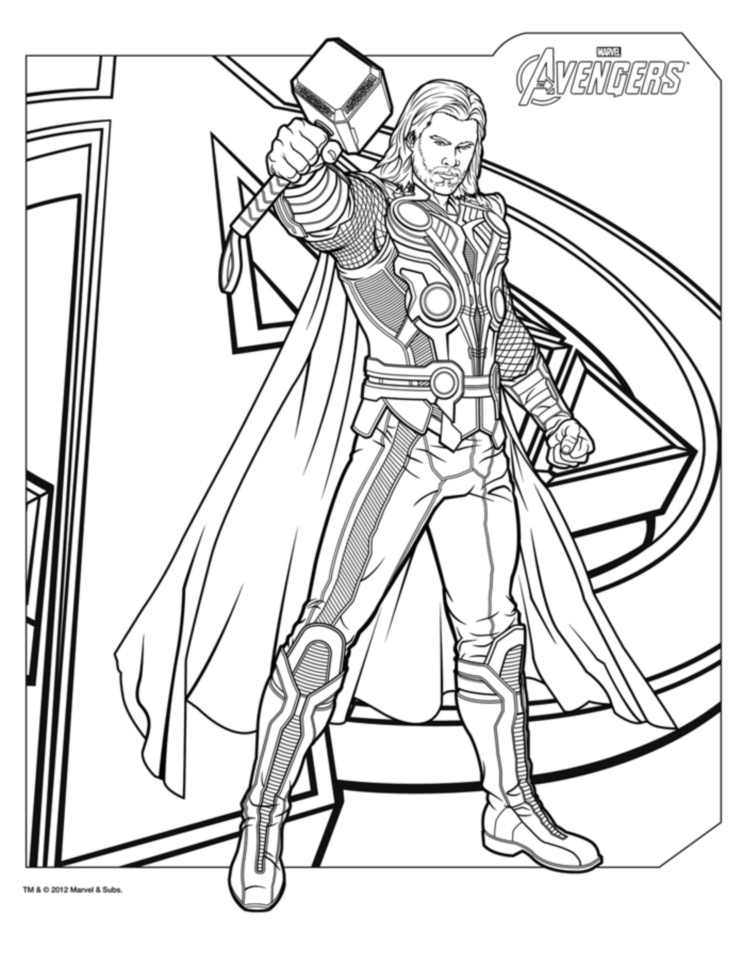 thor coloring pages thor coloring pages getcoloringpagescom thor pages coloring