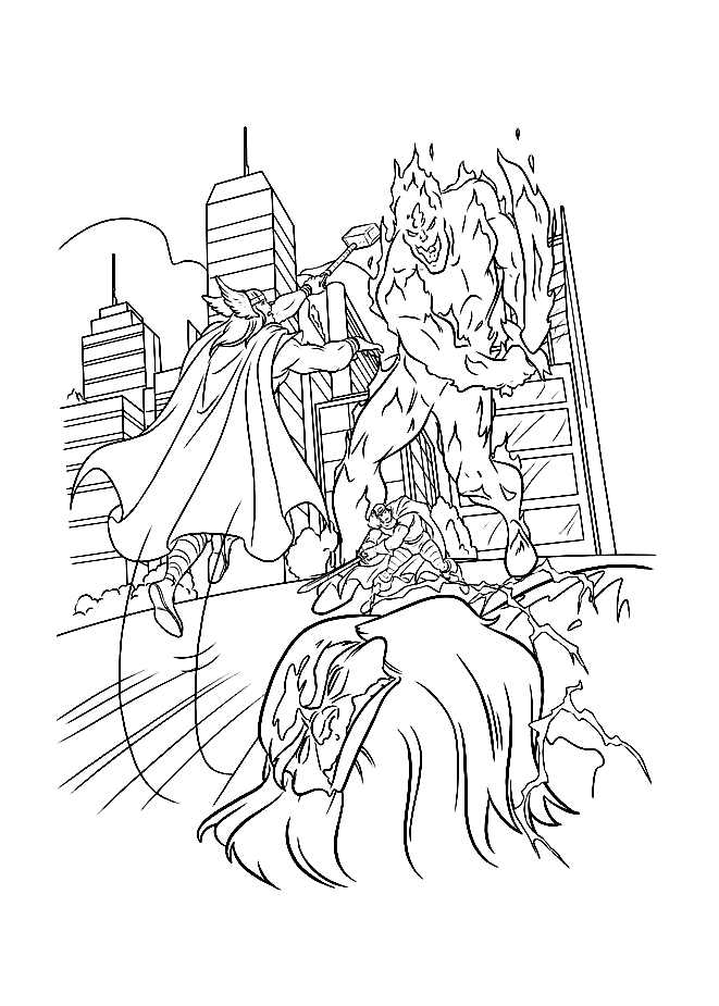 thor coloring pages thor to print for free thor kids coloring pages thor pages coloring