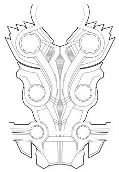 thor helmet coloring page thor avengers drawing free download on clipartmag thor helmet coloring page