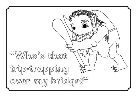three billy goats gruff coloring pages three billy goats gruff coloring pages food ideas three billy goats coloring pages gruff