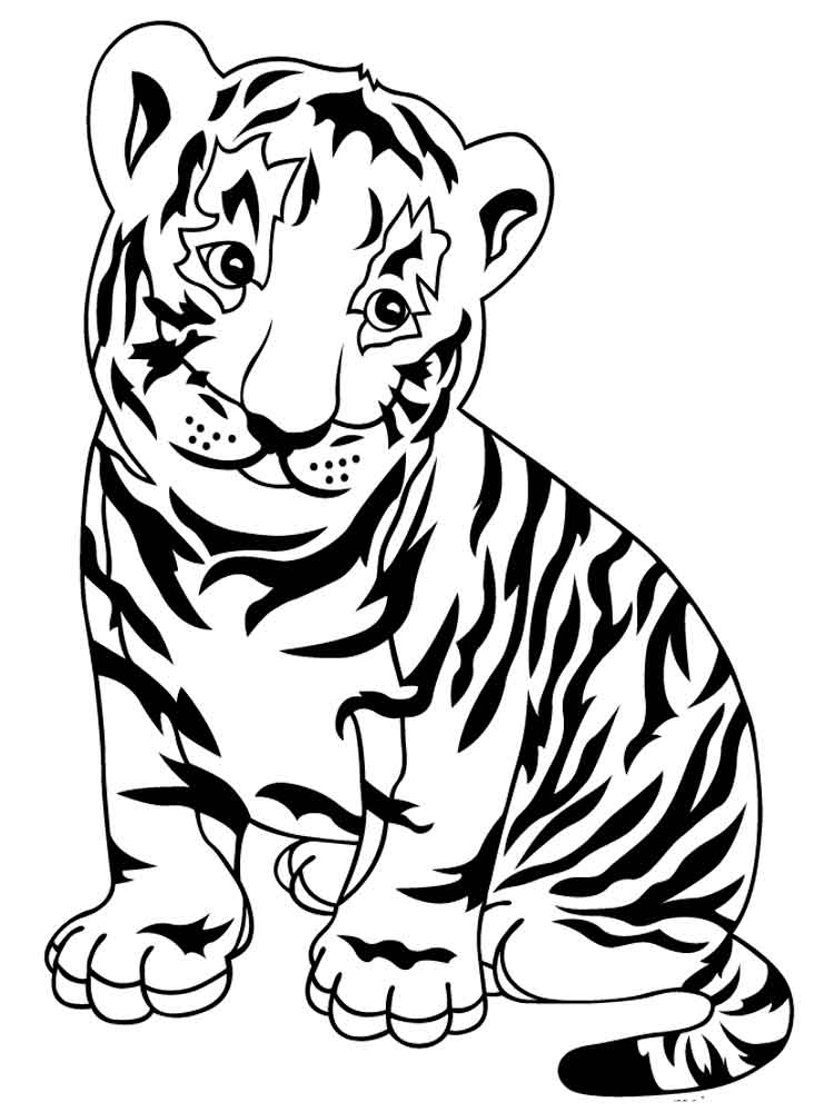 tiger coloring book pages tigers coloring pages download and print tigers coloring coloring book pages tiger