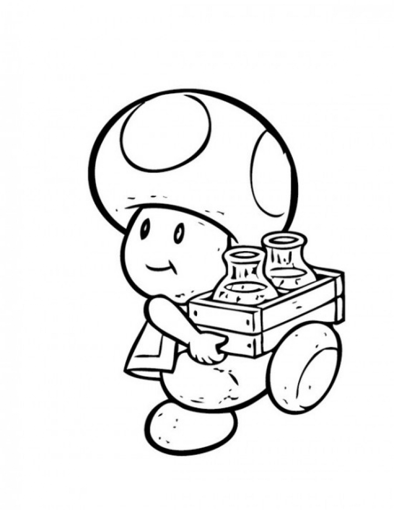 toad coloring pages from super mario free toad super mario coloring pages mario coloring mario from toad super coloring pages