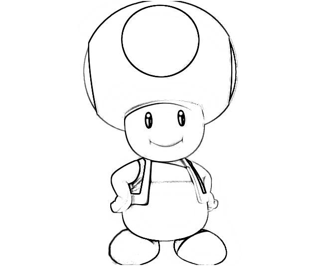 toad coloring pages from super mario super mario bros images print clipart best super coloring toad pages mario from
