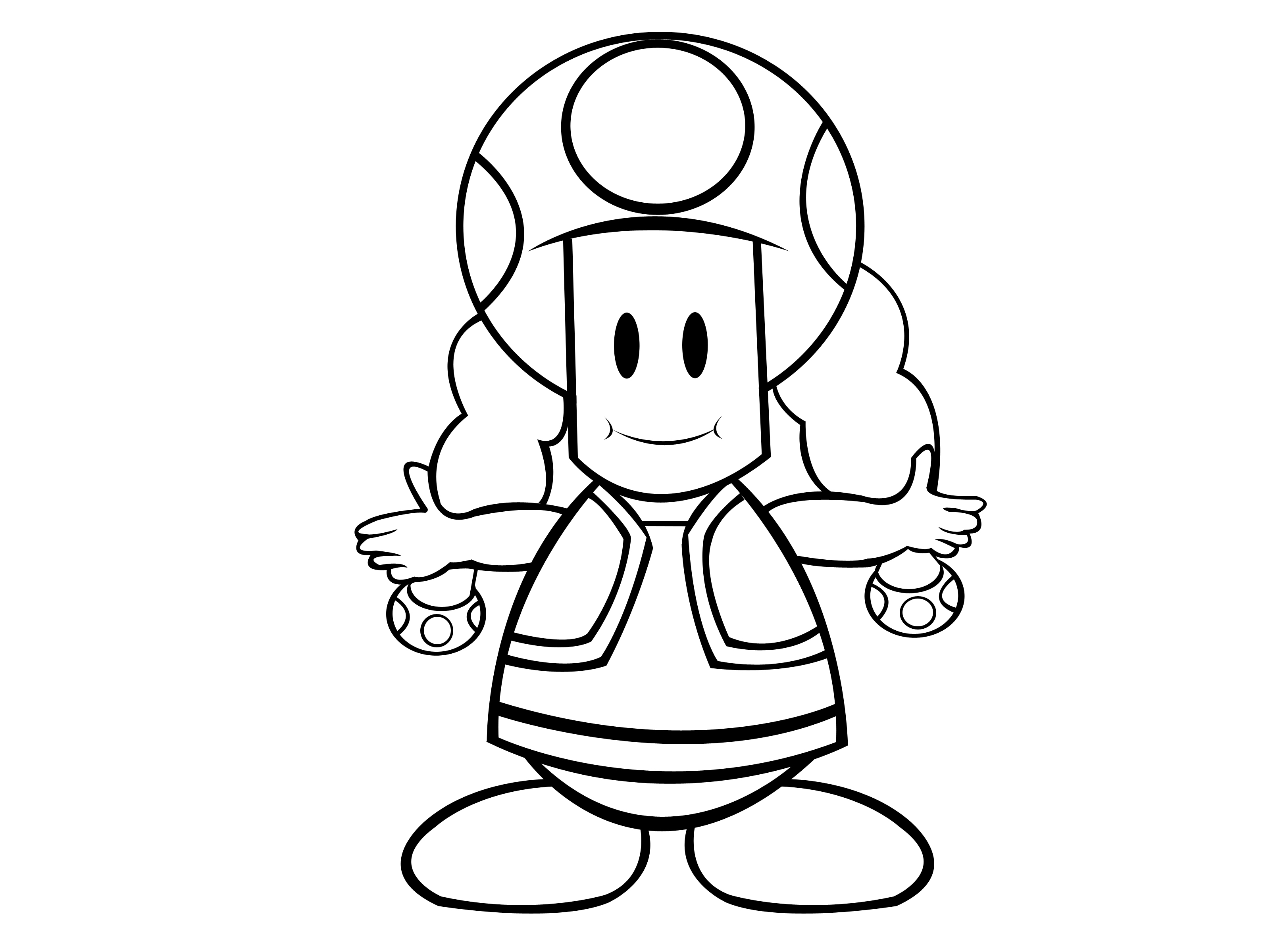 toad coloring pages from super mario super mario toad coloring pages get coloring pages toad pages mario super coloring from